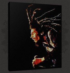 Bob Marley Canvas Print Art