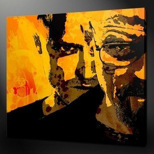 Breaking Bad Canvas Print Art