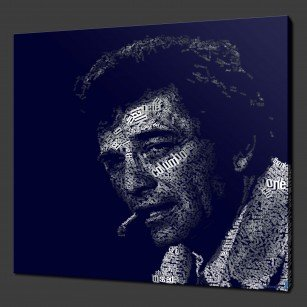 Columbo Canvas Print Wall Art