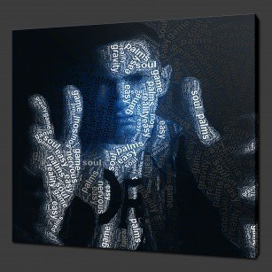 Eminem 8 Smell Canvas Art