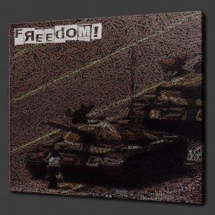 Tiananmen Square Canvas Print Art