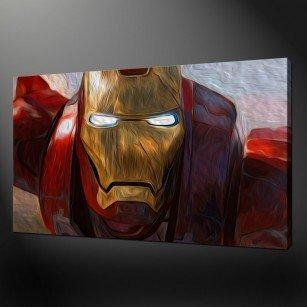 Ironman Canvas Art