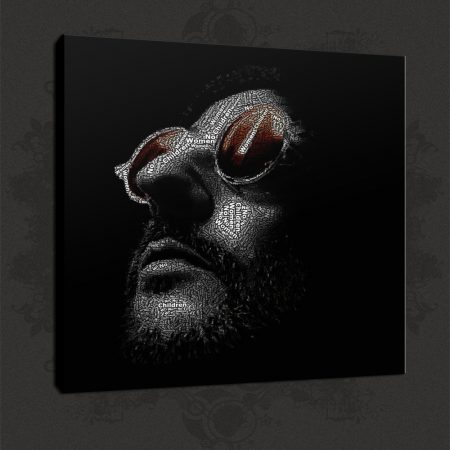 Leon The Professional Canvas Art