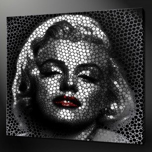 Marilyn Monroe Canvas Print Art