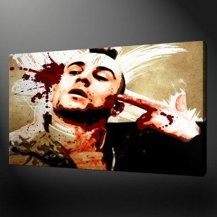 Taxi Driver Canvas Art