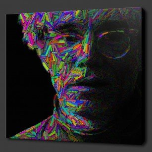 Andy Warhol Canvas Print Art