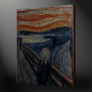 Scream Edvard Munch canvas art