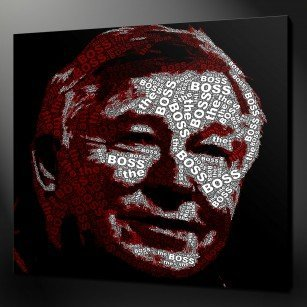 Sir Alexander Ferguson canvas art