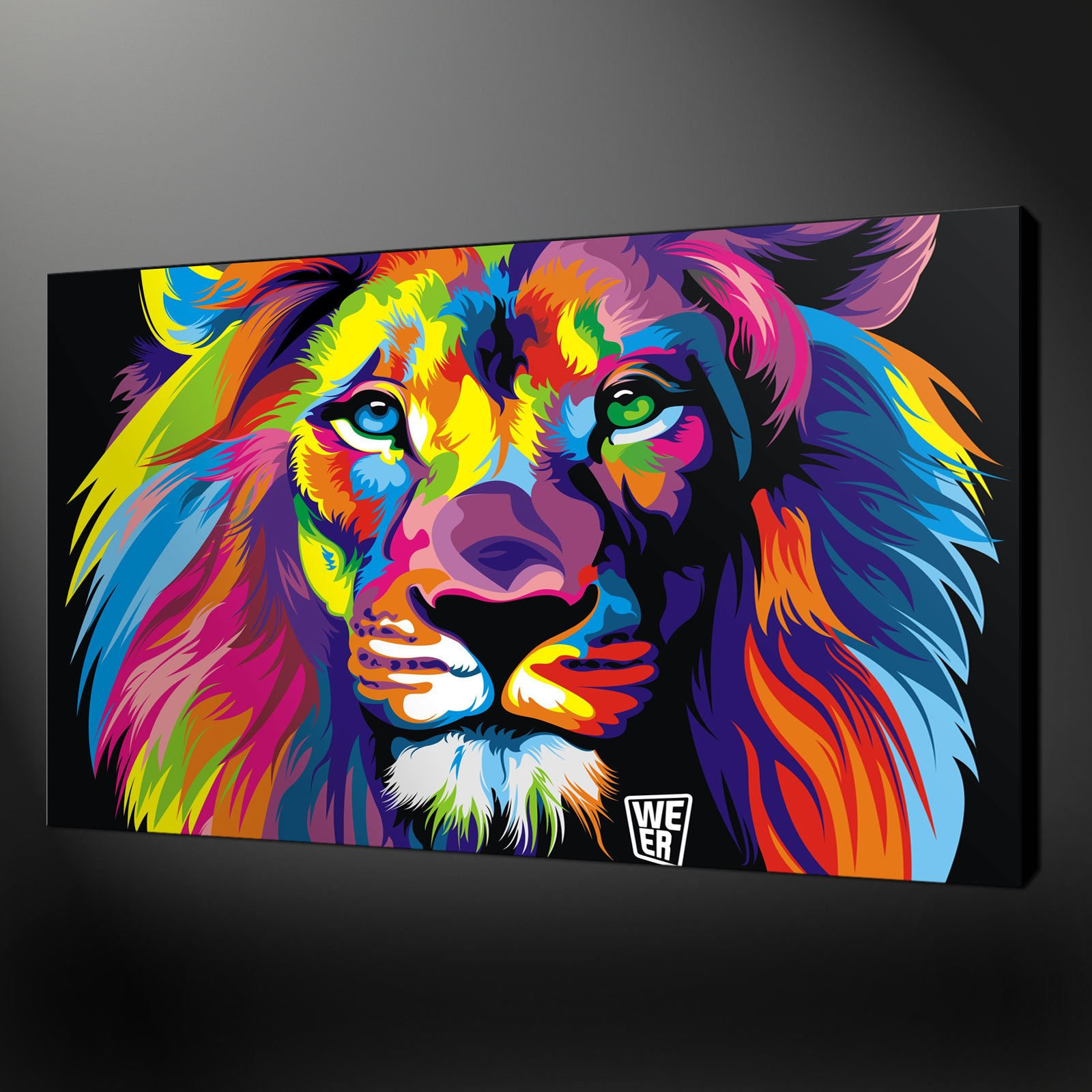 Animals archives canvas print art for Free wall painting designs