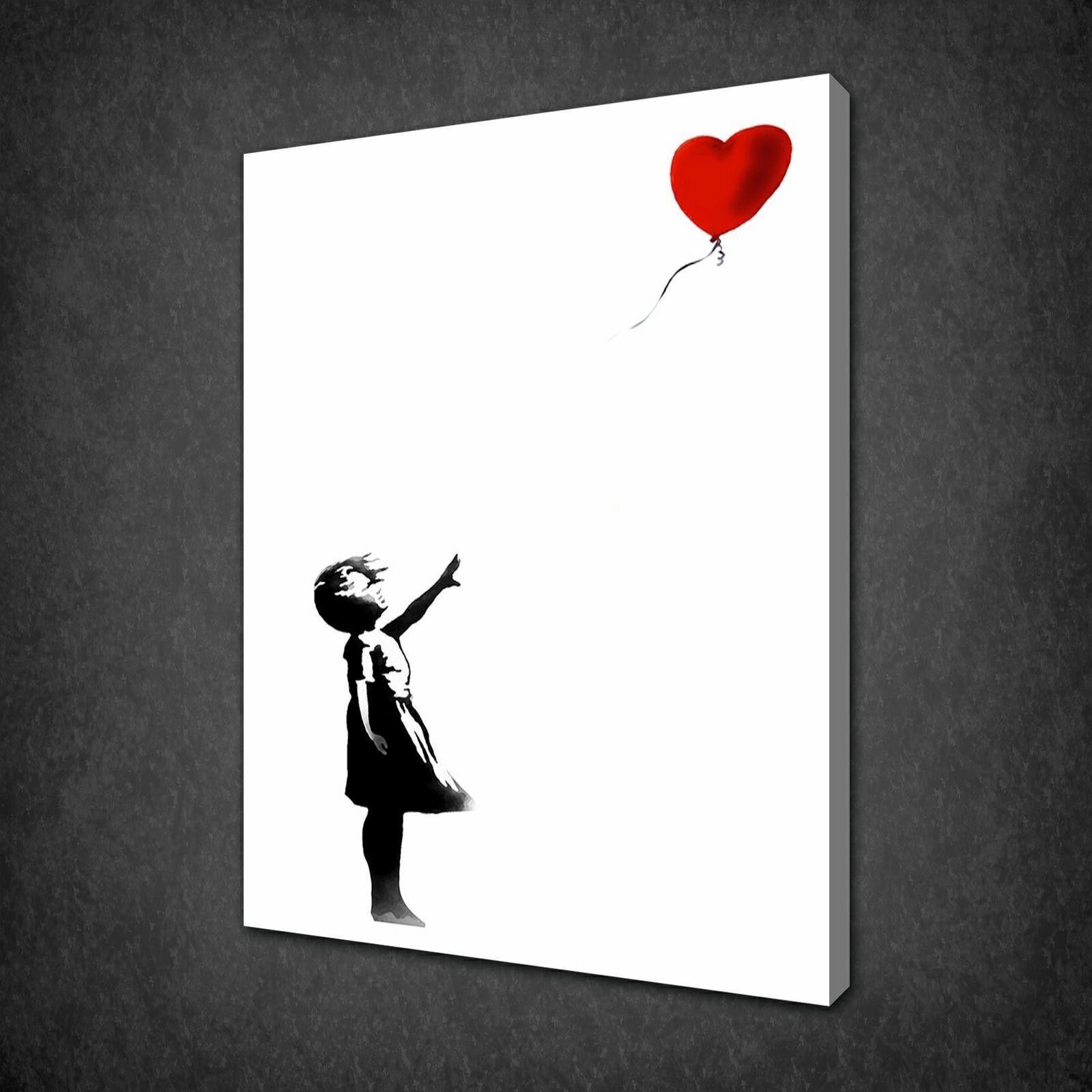 & Banksy Archives | Canvas Print Art