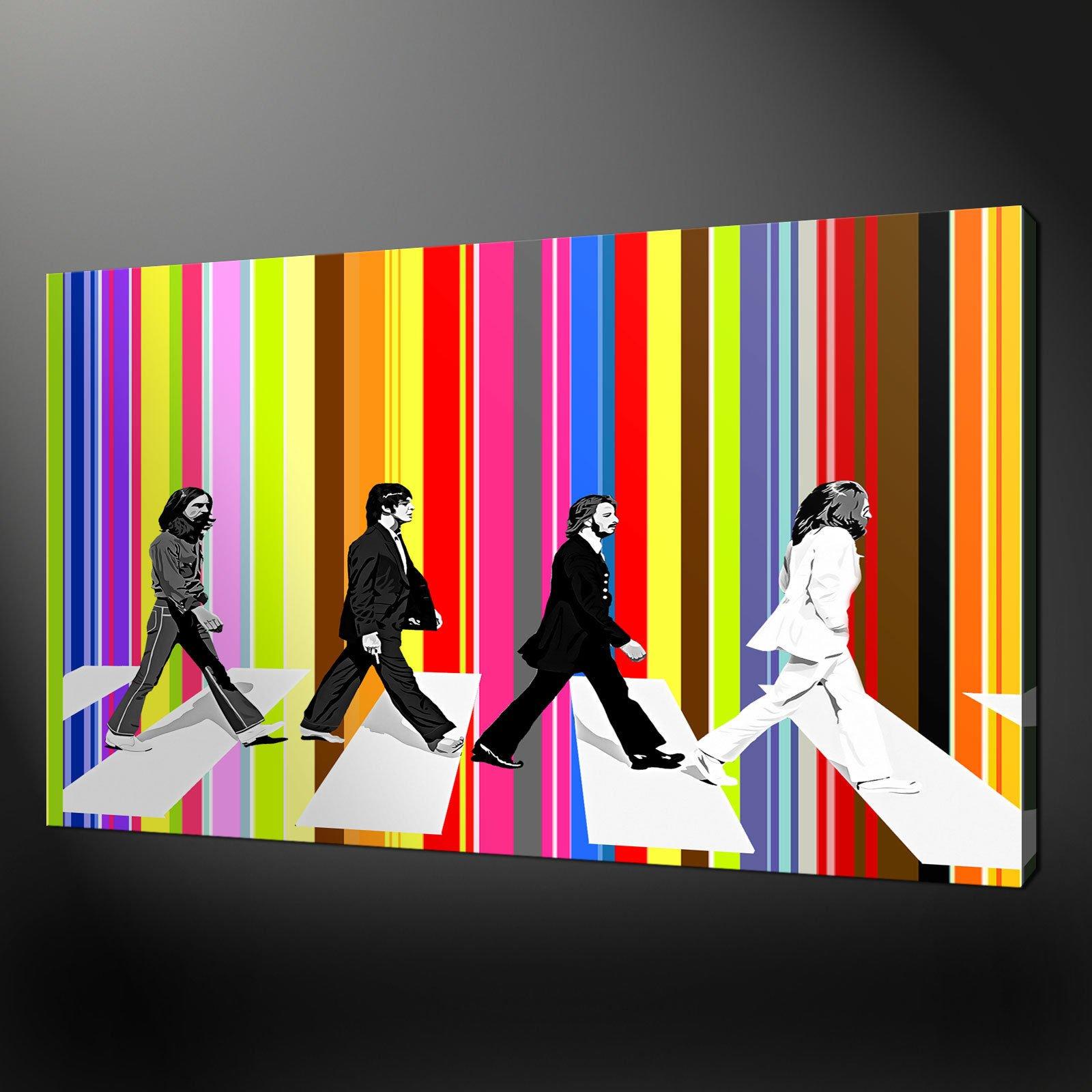 Contemporary Archives Canvas Print Art