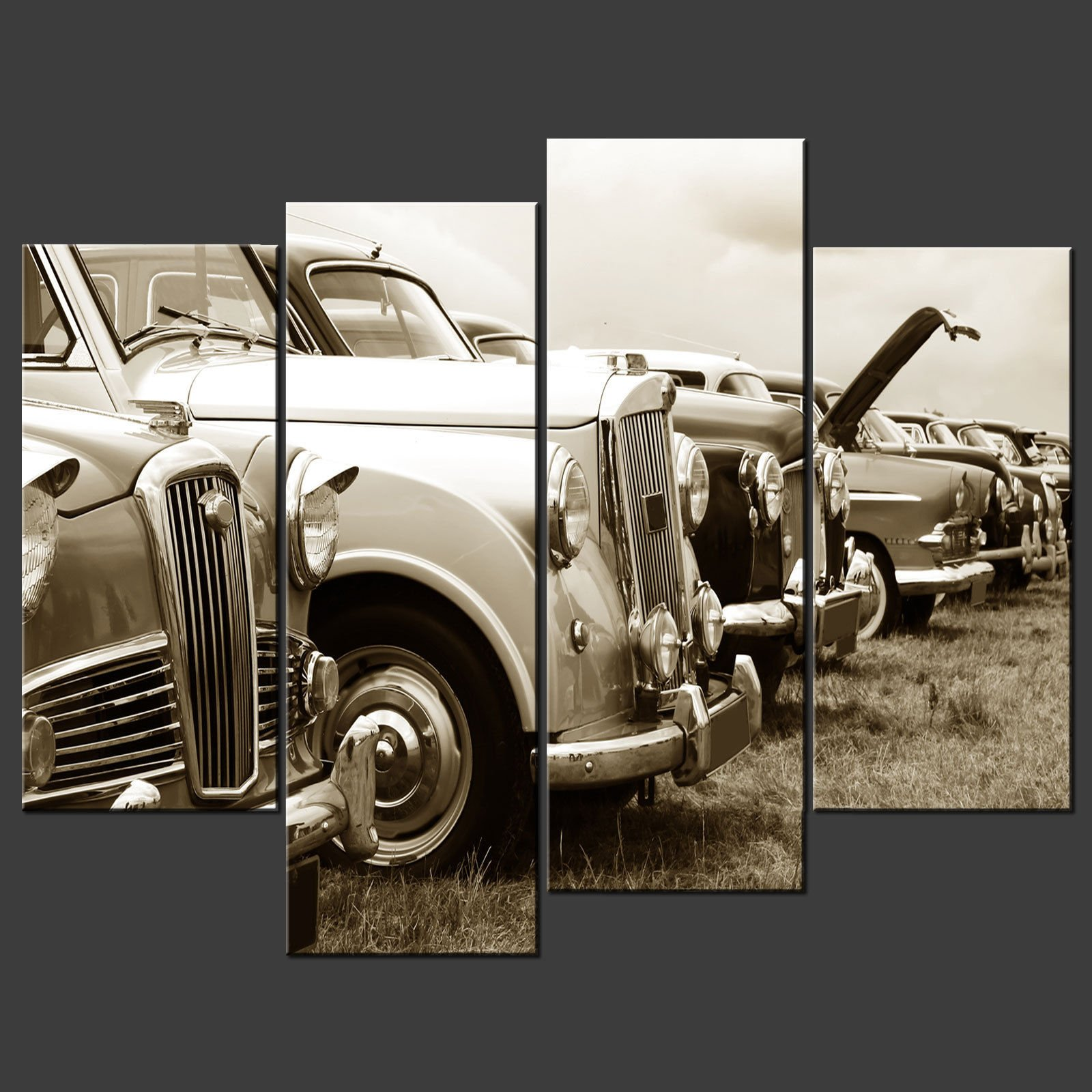 Canvas print pictures high quality handmade free next day delivery classic cars canvas wall amipublicfo Images